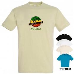 """Astamatitos T-Shirt """"JAMAICA"""" MEN"""