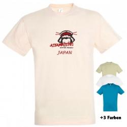 """Astamatitos T-Shirt """"JAPAN"""" MEN"""
