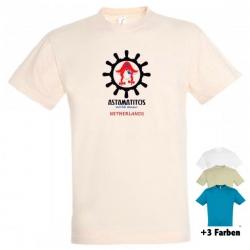 """Astamatitos T-Shirt """"NETHERLANDS"""" MEN"""