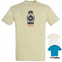 "Astamatitos T-Shirt ""RUSSIA"" MEN"