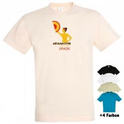 "Astamatitos T-Shirt ""SPAIN"" MEN"
