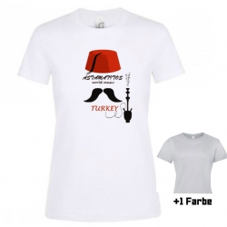 """Astamatitos T-Shirt """"TURKEY"""" Women"""