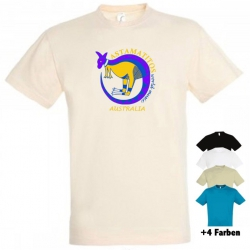 "Astamatitos T-Shirt ""AUSTRALIA"" MEN"