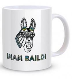 "Imam Baildi Tasse ""Donkey"""