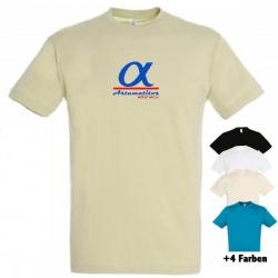 "Astamatitos T-Shirt ""ALPHA"" MEN"
