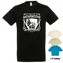 """Astamatitos T-Shirt """"GRAMMOPHON"""" MEN"""