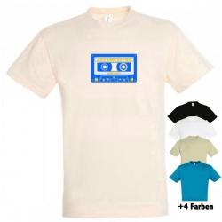 "Astamatitos T-Shirt ""TAPE"" MEN"