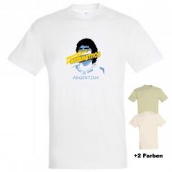 """Astamatitos T-Shirt """"ARGENTINA"""" MEN"""