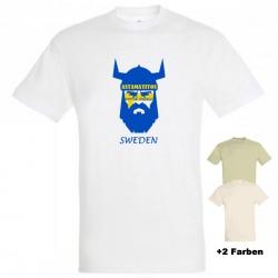 "Astamatitos T-Shirt ""SWEDEN"" MEN"