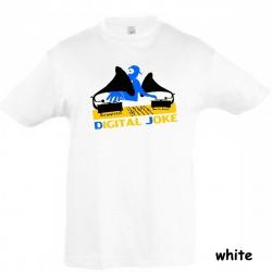 "Astamatitos T-Shirt  ""DIGITAL JOKE"" KIDS"