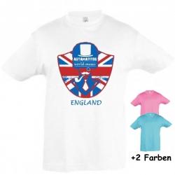 "Astamatitos T-Shirt ""ENGLAND"" KIDS"