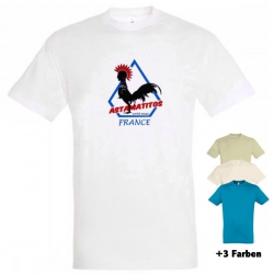 "Astamatitos T-Shirt ""FRANCE"" MEN"