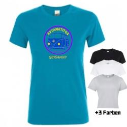 "Astamatitos T-Shirt ""GERMANY"" Women"