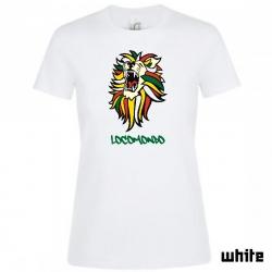 """Locomondo Bandschirt 2017 """"LEON"""" Women's, white"""