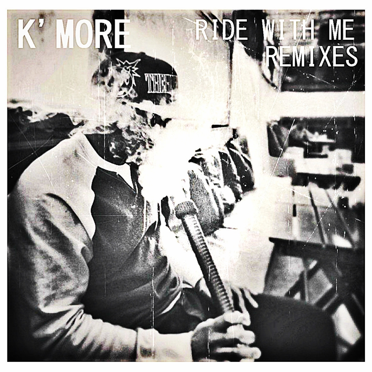 K'More - Ride With Me [Single]